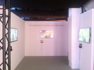 Millerntor-Ausstellung-Stadtteil